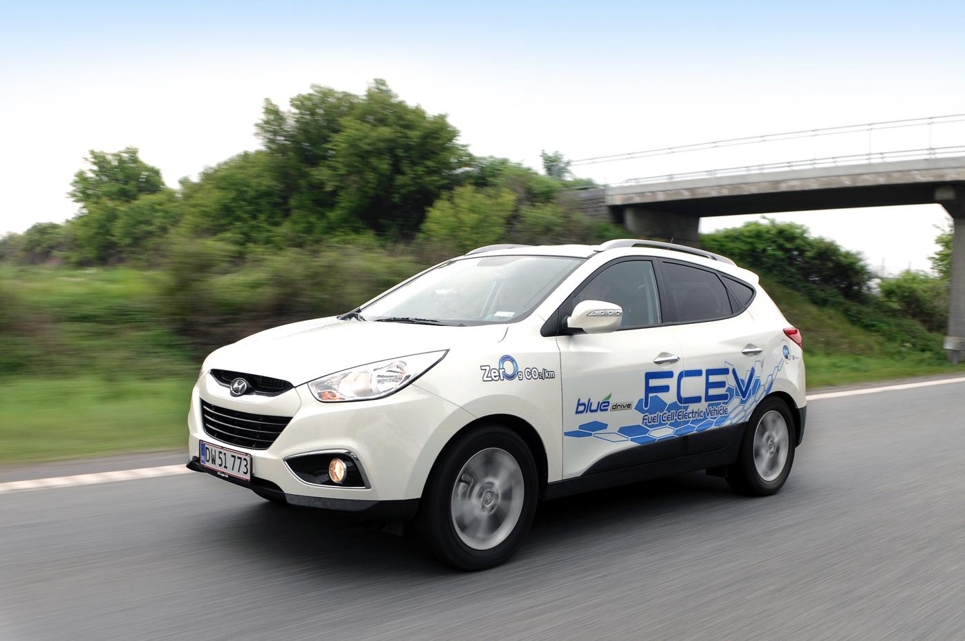 Hyundai Ix35 Fcev 1 Hyundai Motor Company