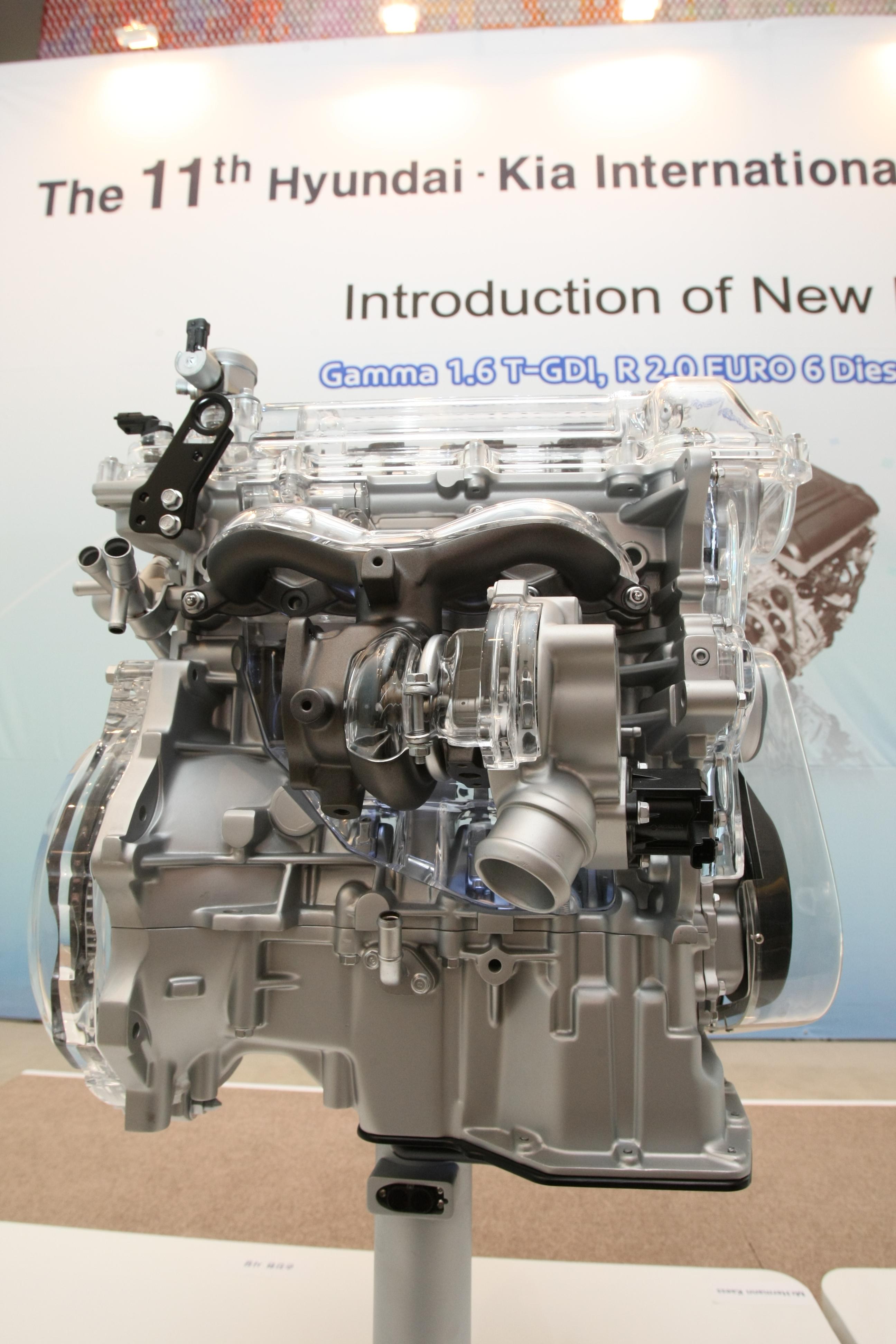 Hyundai Gdi Engine Carbon Build Up