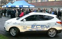 Hyundai joins European fuel cell electric vehicle demonstration program, H2moves Scandinavia_2