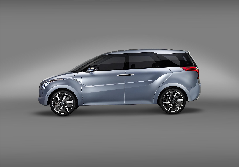 Hexa Space Hyundai Motor Company