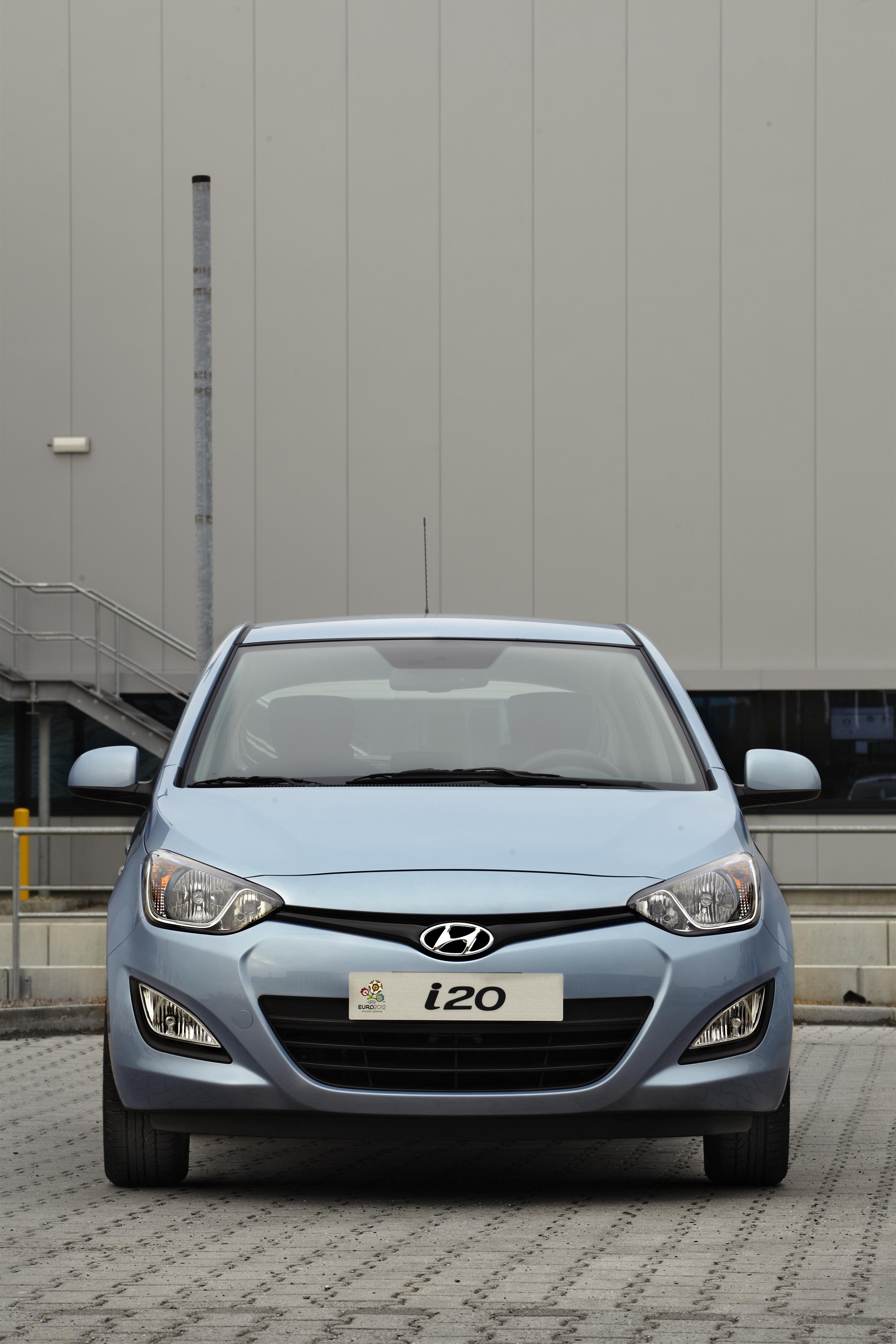 Hyundai All New I20 Hyundai Motor Company
