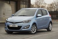 Hyundai all-new i20
