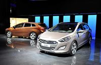 2012 Geneva Motor Show_Hyundai Booth_New generation i30 wagon_3