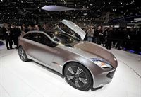 2012 Geneva Motor Show_Hyundai Booth_i-oniq_1