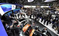 2012 Geneva Motor Show_Hyundai Booth_1