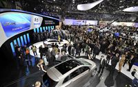 2012 Geneva Motor Show_Hyundai Booth_2