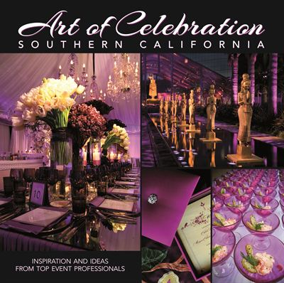 Art of Celebration Southern California - Book Cover