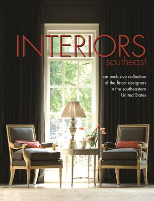 Interiors Southeast - Book Cover