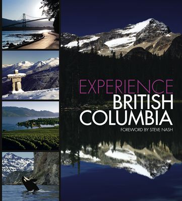 Experience British Columbia - Book Cover