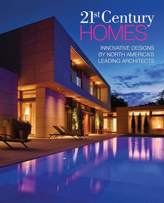 21st Century Homes book cover