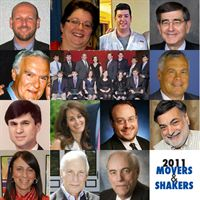 Connecticut's 2011 Jewish Movers & Shakers