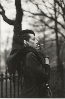 Nan Goldin, Ivy in The Boston Garden, Boston, 1973