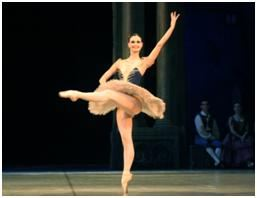 Tatiana Casian, Moscow Ballet Russian Soloist Dancer & Teacher