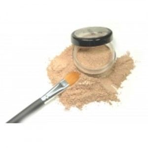 Mahya Mineral Makeup is made from 100% pure crushed minerals.