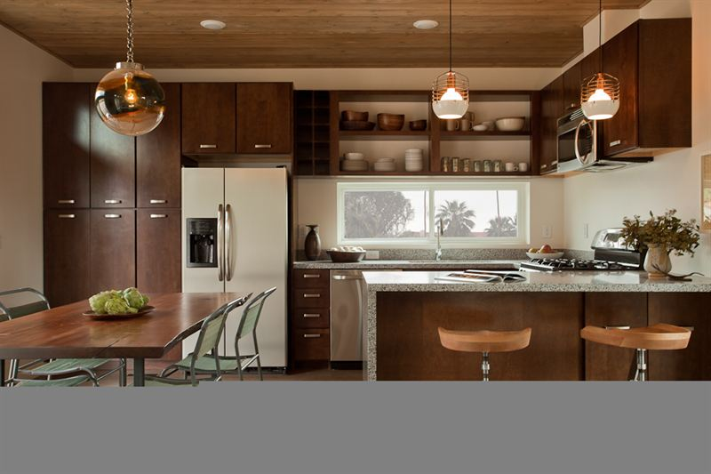 Armstrong Origins Cabinets Help Make LivingHomes\' C6 A Low-Cost ...