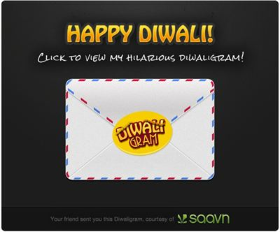 Diwaligram Invite