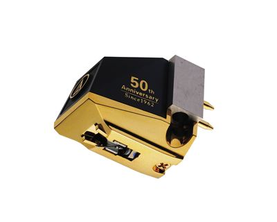 Audio-Technica AT50ANV 50th Anniversary Phono Cartridge
