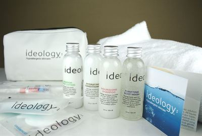 Ideology Amenity Kit