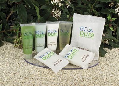 Eco Pure Guest Amenities by Concept Amenities