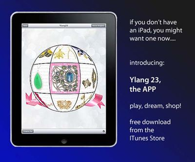 Ylang 23 iPad APP