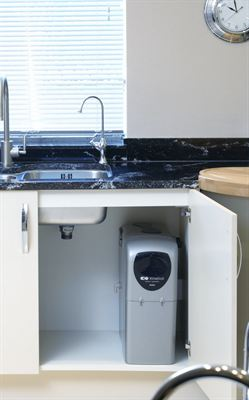 how to break apart water softener