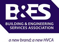 B&amp;ES Strapline Logo