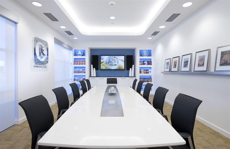 Conference Room Direction