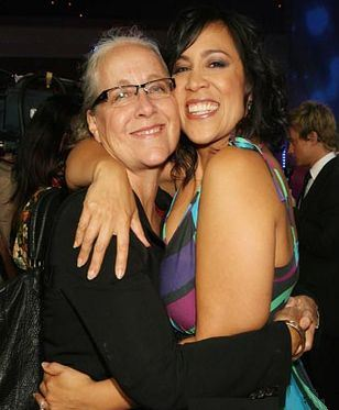 Scientologists Cherie (left) and daughter, Australian singing icon Kate Ceberano