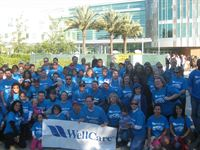 WellCare Employees Step Out: Walk to Stop Diabetes