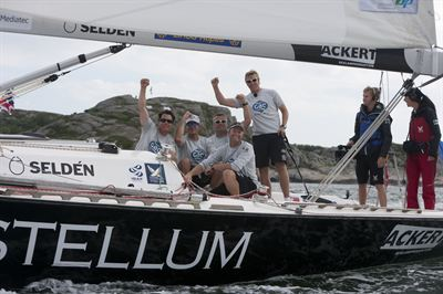 Ian Williams vinnare av Stena Match Cup Sweden