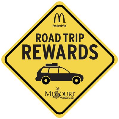 Road Trip Rewards logo