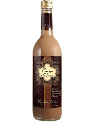Cocoa di Vine bottle shot