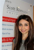 Solicitor Maryam Khan from Scott Rees &amp; Co Solicitors
