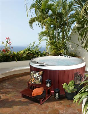 Coleman Spas Patio Series