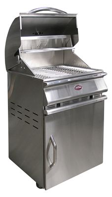 Cal Flame Charcoal Cart