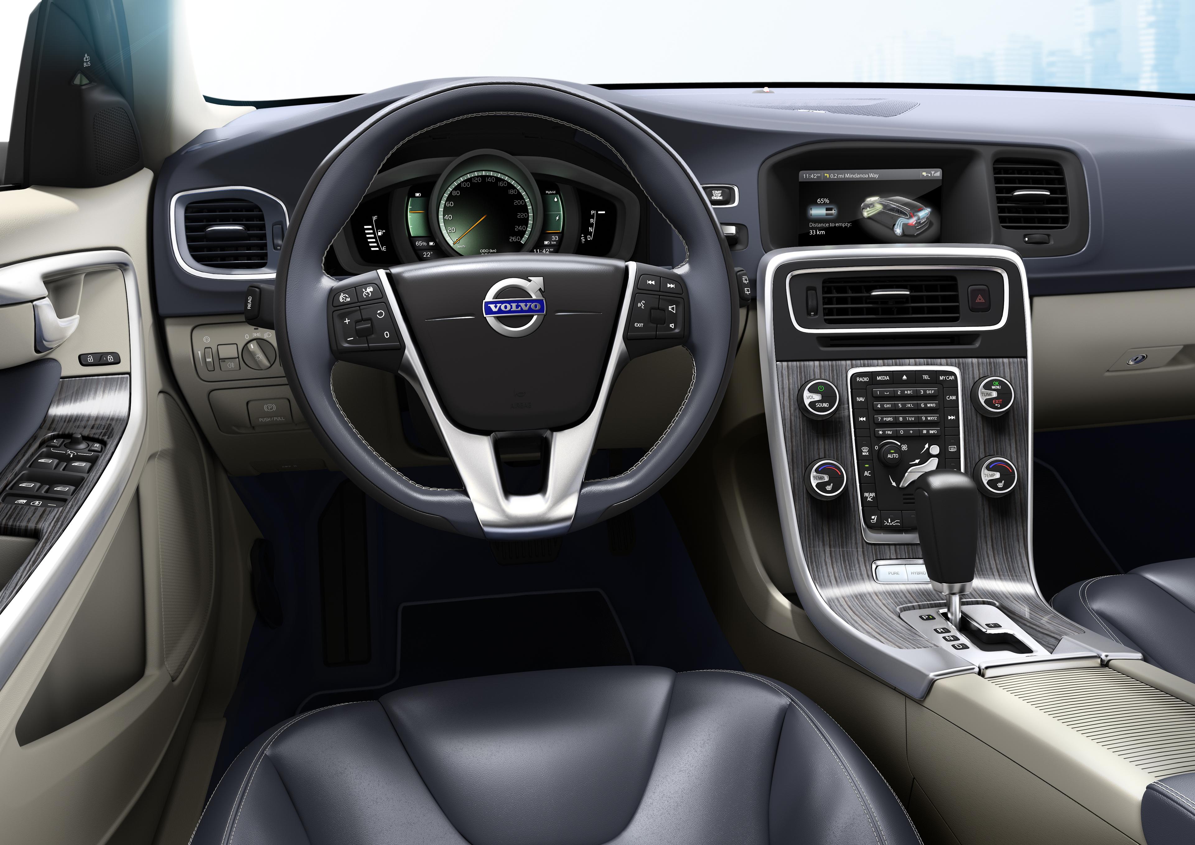 V60 Interi R High Vattenfall Volvo