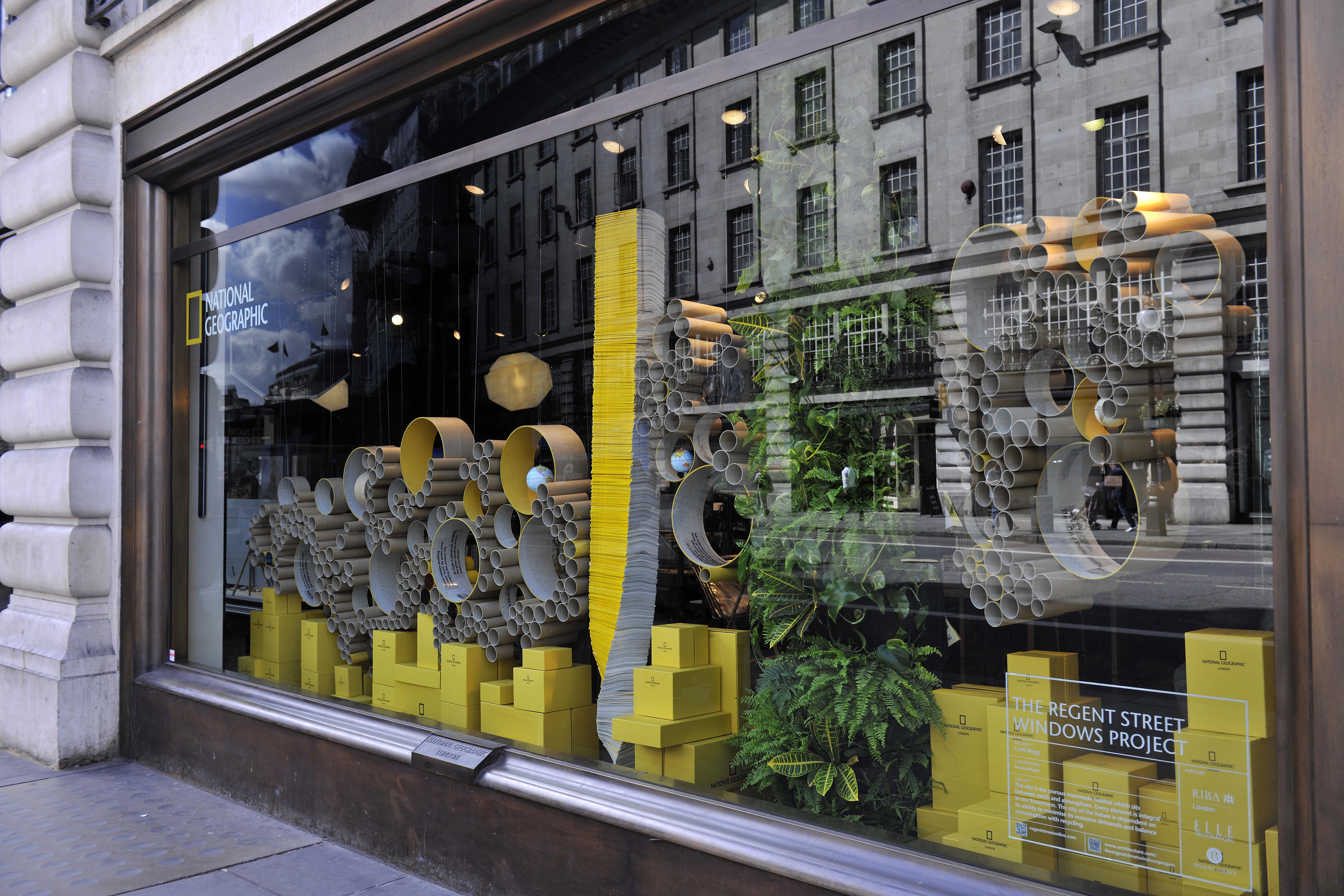 The regent street windows project 2012 - More