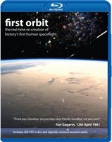 First Orbit Blu-ray case