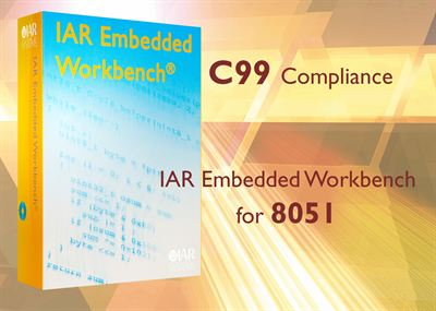 IAR Embedded Workbench for 8051