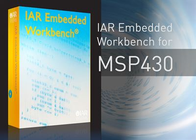 IAR Embedded Workbench for MSP430