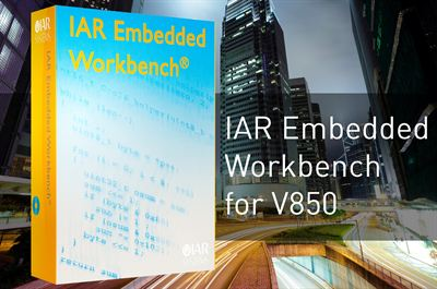 IAR Embedded Workbench for V850