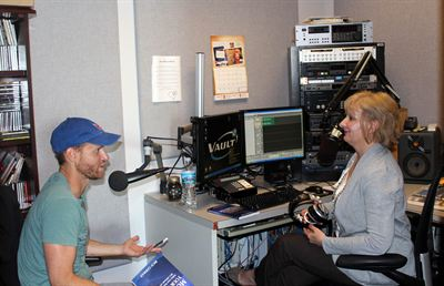 WTMX and the Hubbard Radio Network discuss youth homelessness with Rich German.