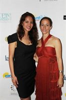 Marie Anne MacRae (Travel Corporation Canada, Director of Public Relations), Celine Cousteau - Ocean Inspiration Gala - NY