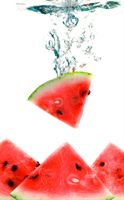 Watermelons are 92% water
