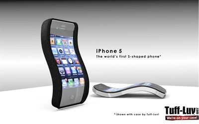Iphone 5 Curved Screen