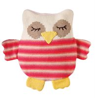 Owl Knitted Snuggly Hottie