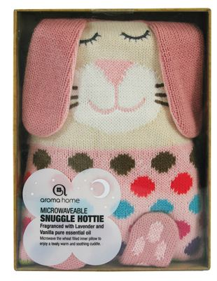 Animal Knitted Hottie Rabbit