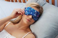 Blue Birds Eye Mask