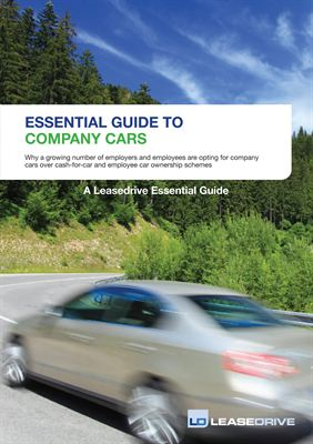 Leasedrive Essential Guide to Company Cars