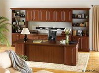 Techline Furniture, Cabinetry & Closets Home Office